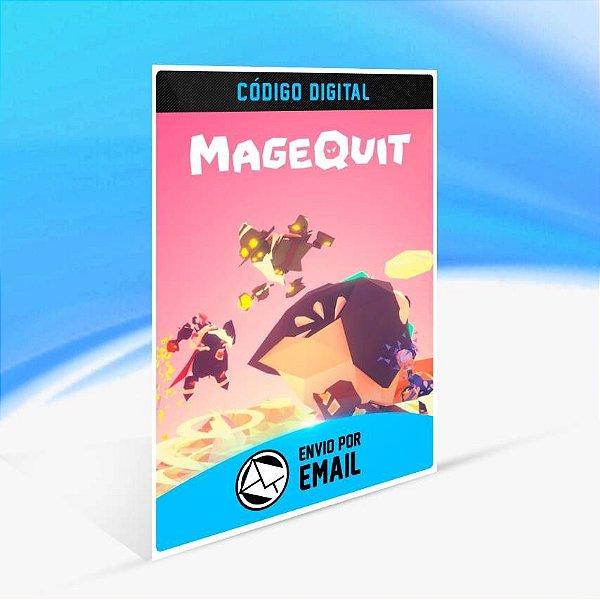 MageQuit - Xbox One Código 25 Dígitos