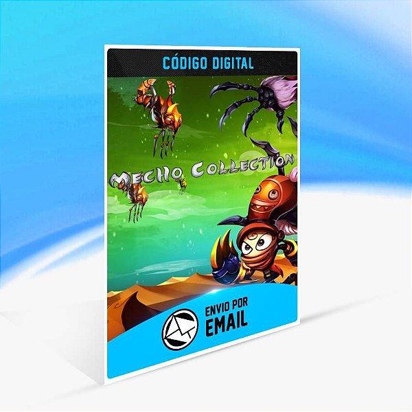 Mecho Collection - Xbox One Código 25 Dígitos