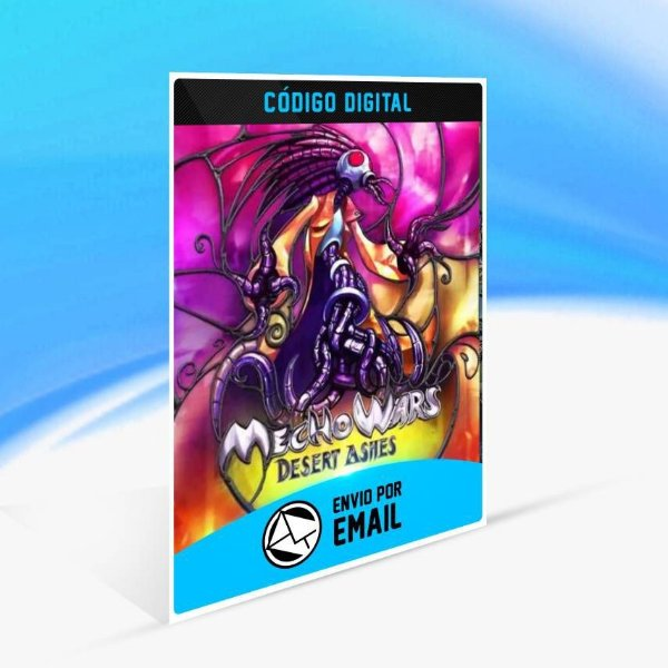 Mecho Wars: Desert Ashes - Xbox One Código 25 Dígitos