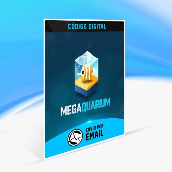 Megaquarium - Xbox One Código 25 Dígitos