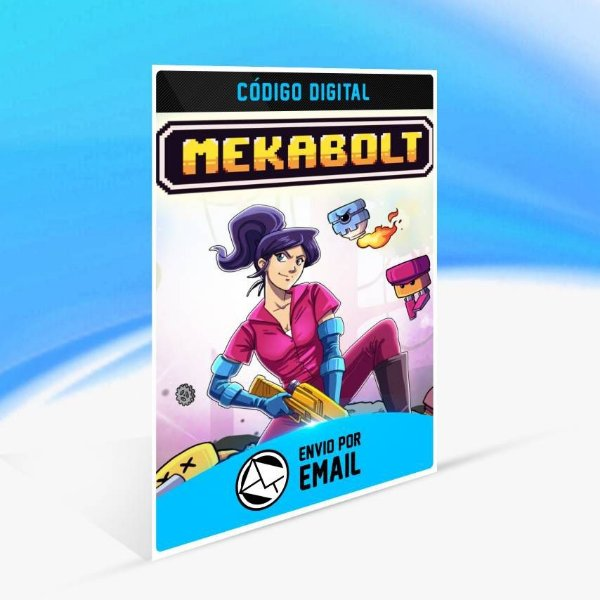 Mekabolt - Xbox One Código 25 Dígitos