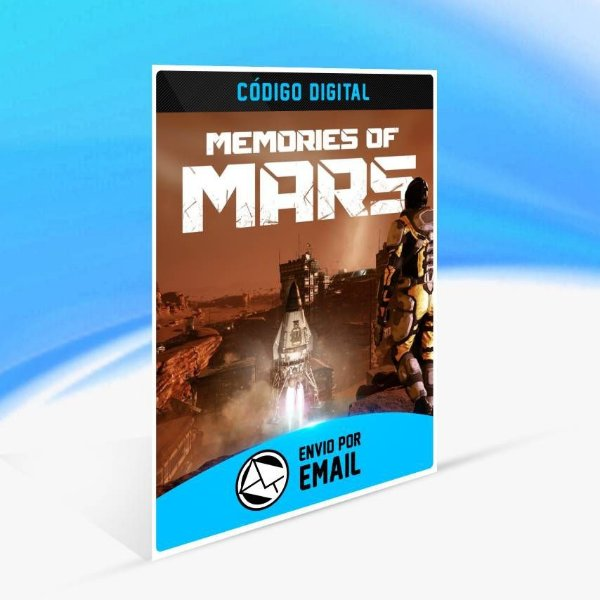 Memories of Mars - Xbox One Código 25 Dígitos