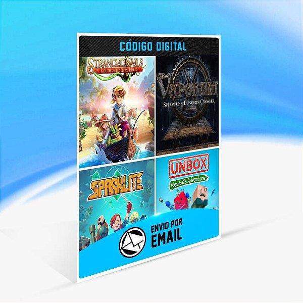 Merge 10th Anniversary Bundle - Xbox One Código 25 Dígitos