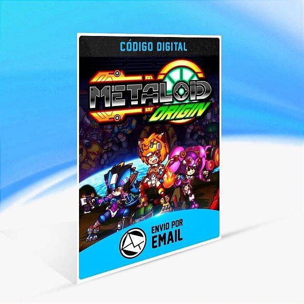 Metaloid: Origin - Xbox One Código 25 Dígitos