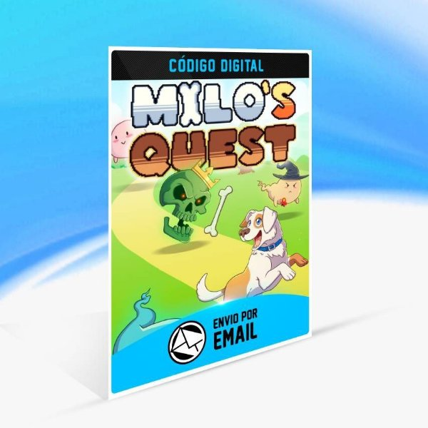 Milo's Quest: Console Edition - Xbox One Código 25 Dígitos