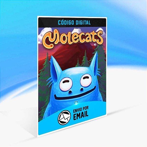 Molecats - Xbox One Código 25 Dígitos