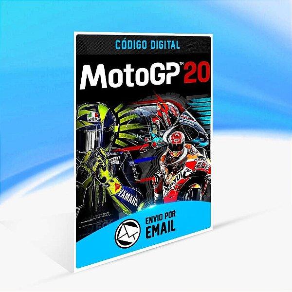 MotoGP 20 - Xbox One Código 25 Dígitos