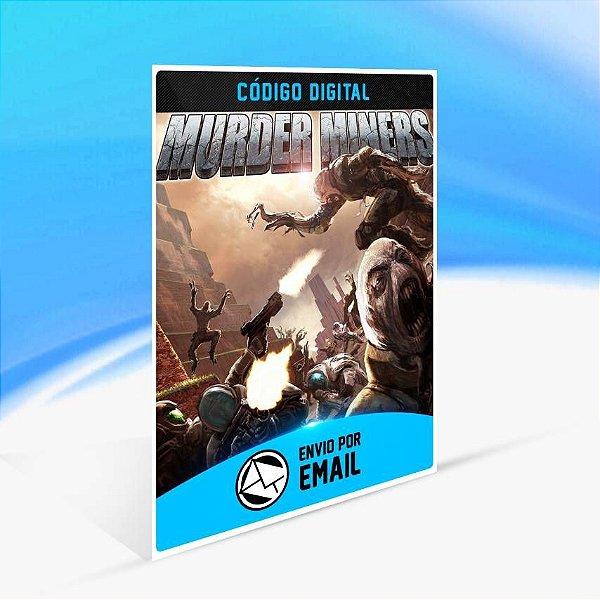 Murder Miners - Xbox One Código 25 Dígitos