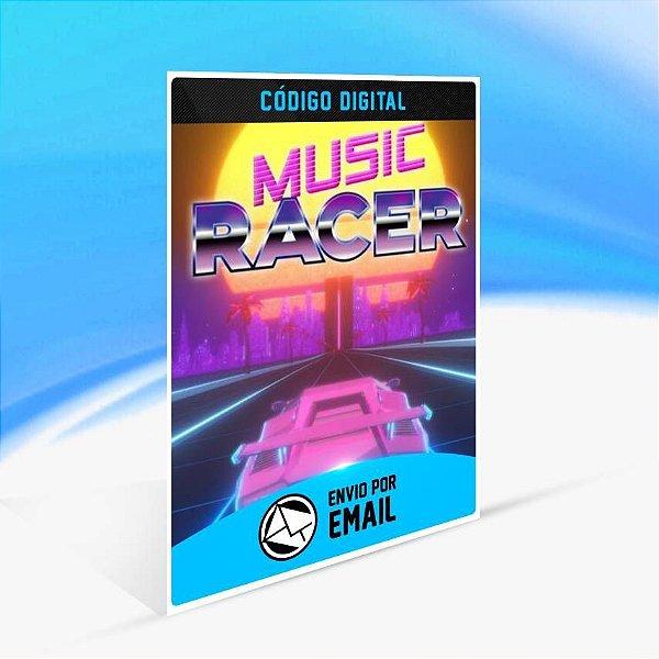 Music Racer - Xbox One Código 25 Dígitos