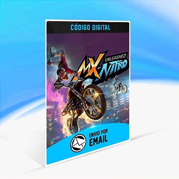 MX Nitro: Unleashed - Xbox One Código 25 Dígitos