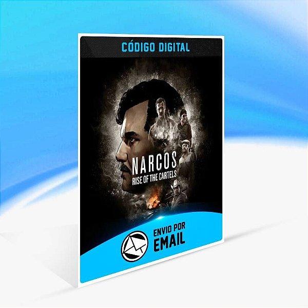 Narcos: Rise of the Cartels - Xbox One Código 25 Dígitos