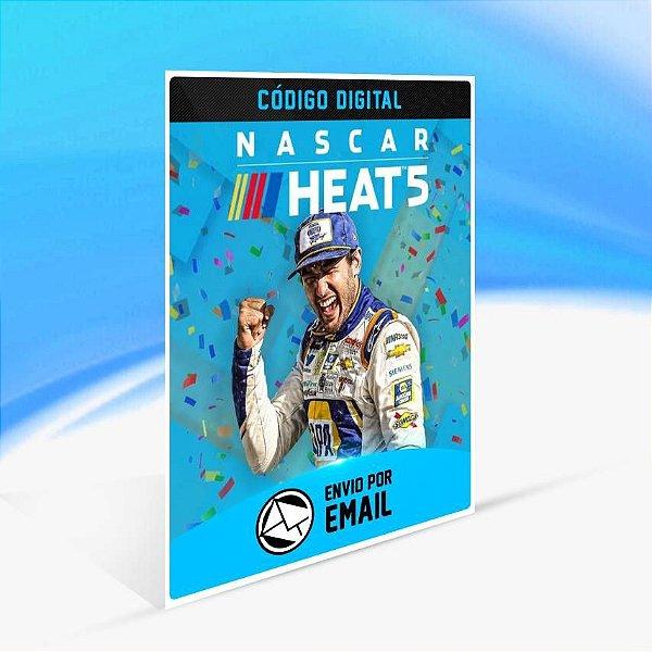 NASCAR Heat 5 - Xbox One Código 25 Dígitos