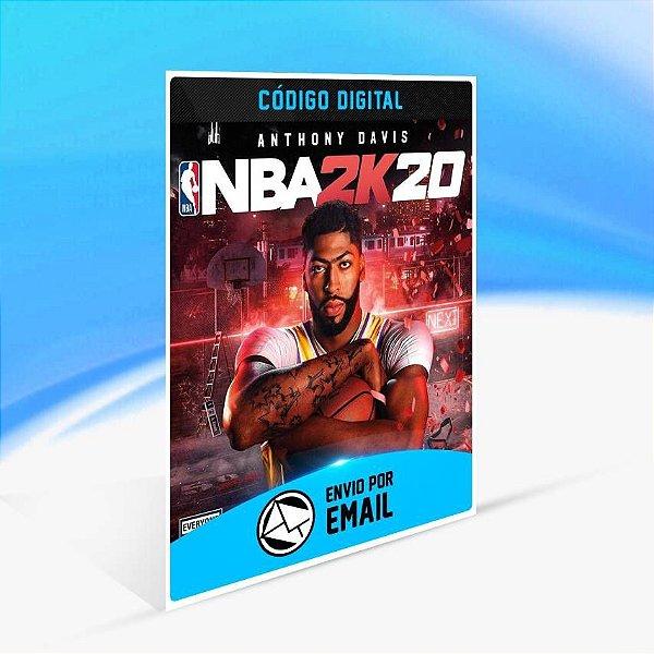NBA 2K20 - Xbox One Código 25 Dígitos