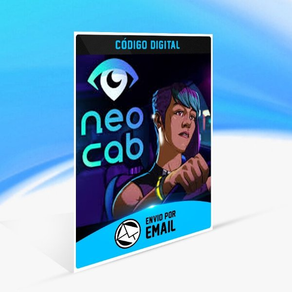 Neo Cab - Nintendo Switch Código 16 Dígitos