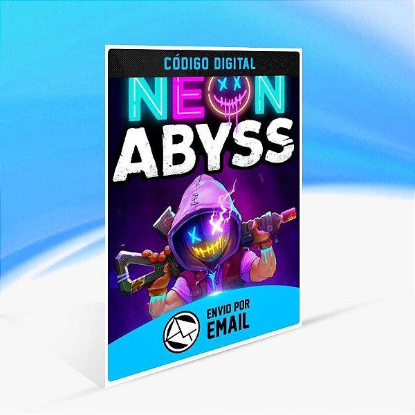 Neon Abyss - Xbox One Código 25 Dígitos