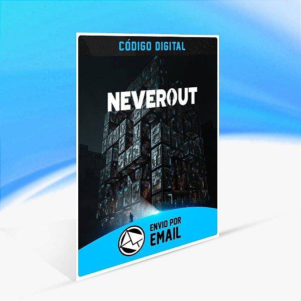Neverout - Xbox One Código 25 Dígitos