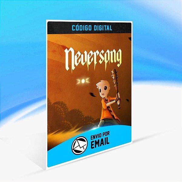 Neversong - Xbox One Código 25 Dígitos