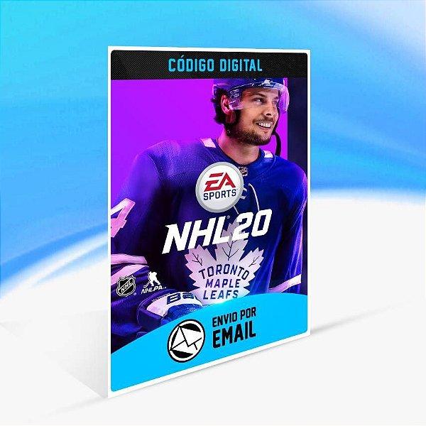 NHL 20 - Xbox One Código 25 Dígitos