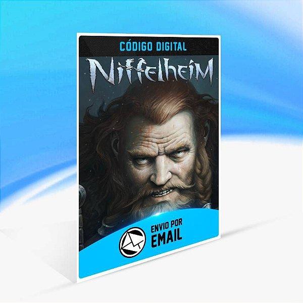 Niffelheim - Xbox One Código 25 Dígitos