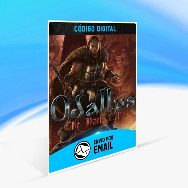 Odallus: The Dark Call - Xbox One Código 25 Dígitos