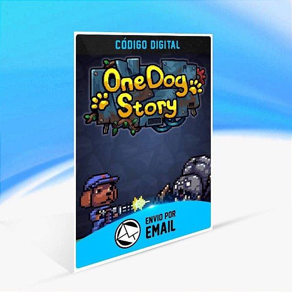 One Dog Story - Xbox One Código 25 Dígitos