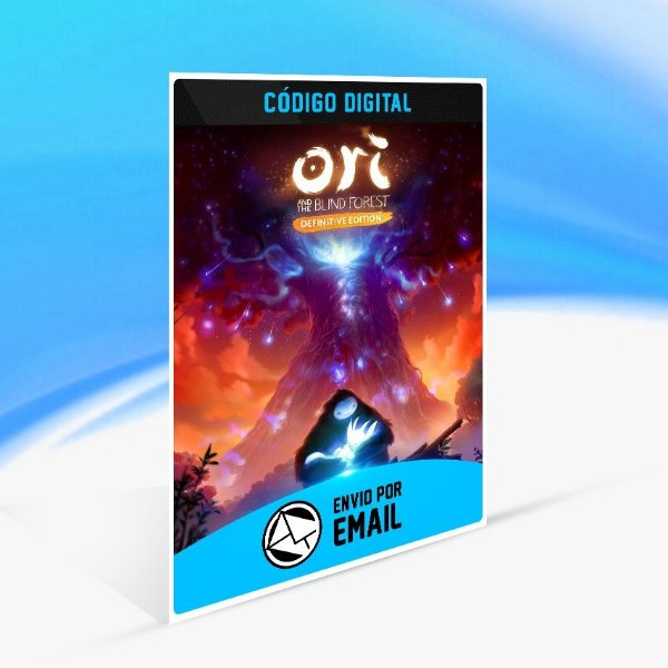 Ori and the Blind Forest  Definitive Edition - Nintendo Switch Código 16 Dígitos