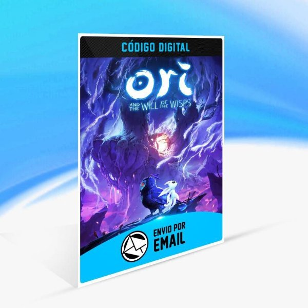 Ori and the Will of the Wisps - Xbox One Código 25 Dígitos