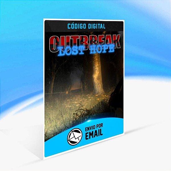 Outbreak: Lost Hope - Xbox One Código 25 Dígitos