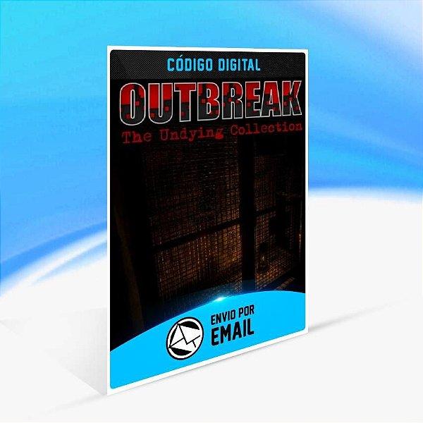 Outbreak: The Undying Collection - Xbox One Código 25 Dígitos
