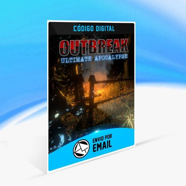 Outbreak Ultimate Apocalypse - Xbox One Código 25 Dígitos