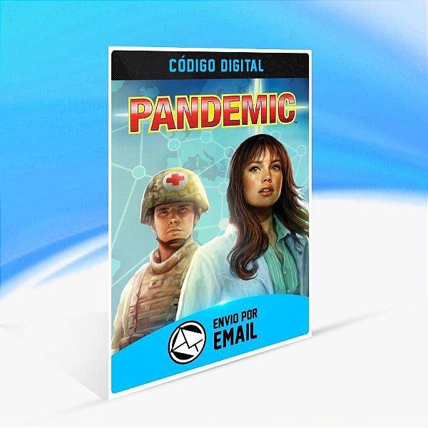 Pandemic: The Board Game - Xbox One Código 25 Dígitos
