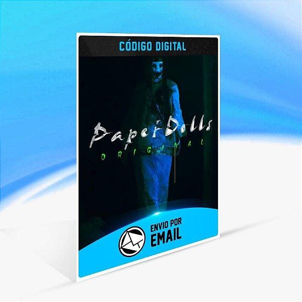 Paper Dolls Original - Xbox One Código 25 Dígitos