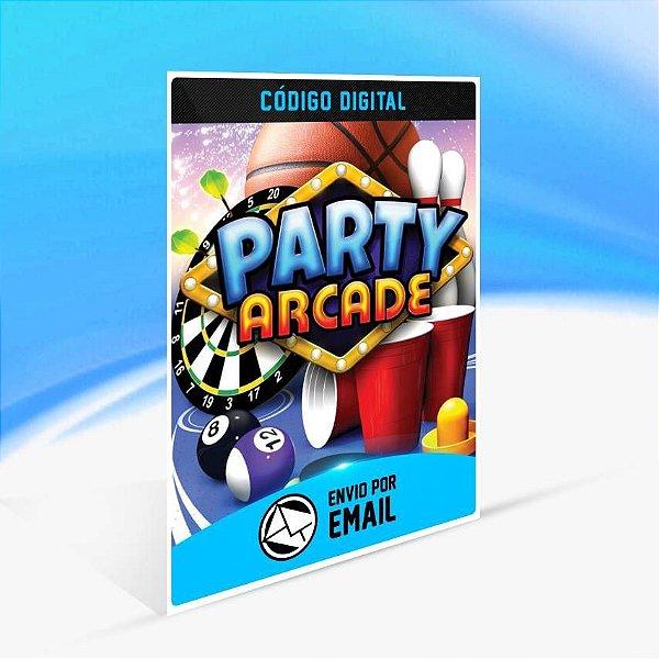 Party Arcade - Xbox One Código 25 Dígitos