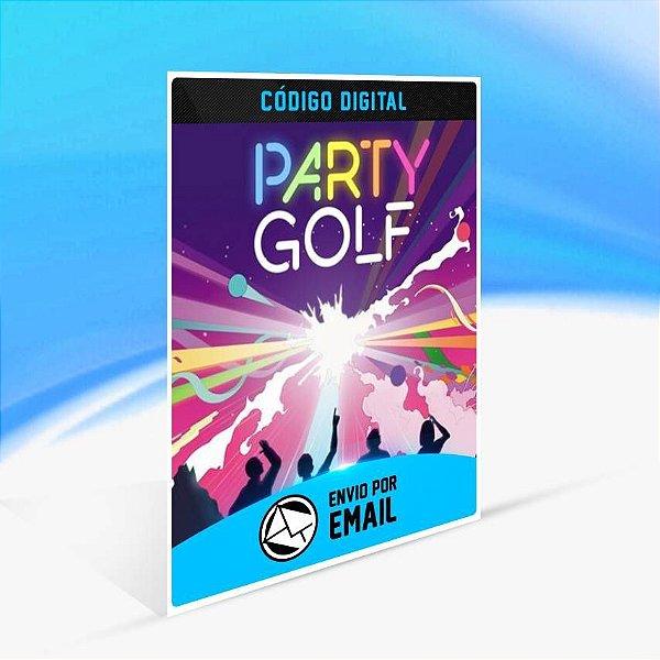 Party Golf - Xbox One Código 25 Dígitos