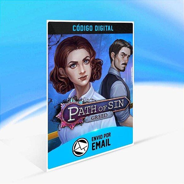Path of Sin: Greed (Xbox One Version) - Xbox One Código 25 Dígitos