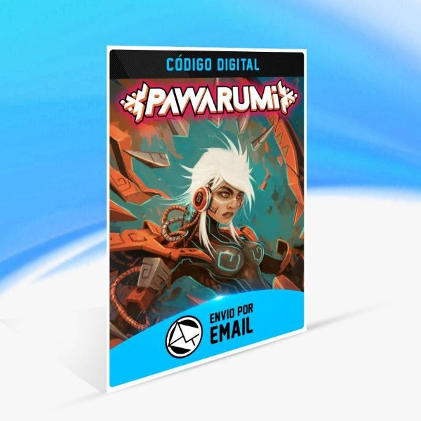 Pawarumi - Xbox One Código 25 Dígitos