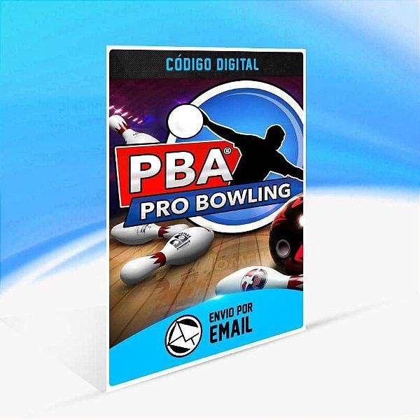 PBA Pro Bowling - Xbox One Código 25 Dígitos