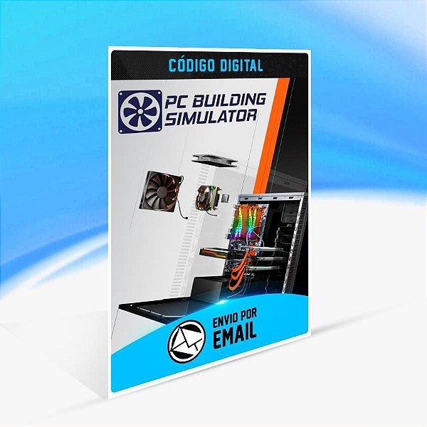 PC Building Simulator - Xbox One Código 25 Dígitos