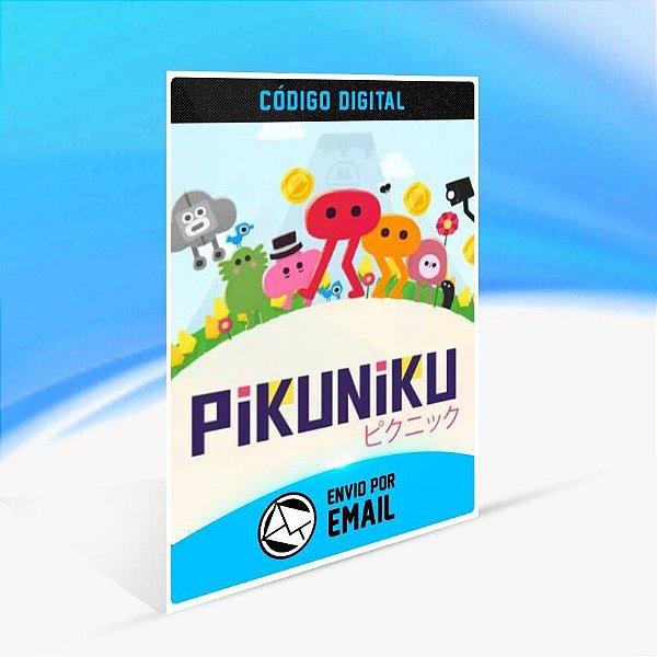 Pikuniku - Xbox One Código 25 Dígitos