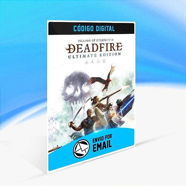 Pillars of Eternity II: Deadfire - Ultimate Edition - Xbox One Código 25 Dígitos