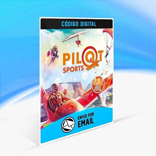 Pilot Sports - Xbox One Código 25 Dígitos