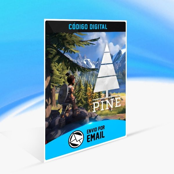 Pine - Nintendo Switch Código 16 Dígitos