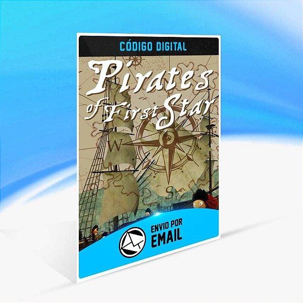 Pirates of First Star - Xbox One Código 25 Dígitos