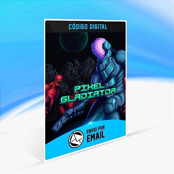 Pixel Gladiator - Xbox One Código 25 Dígitos