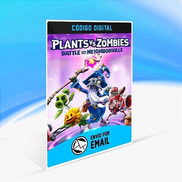 Plants vs. Zombie: Batalha por Neighborville - Xbox One Código 25 Dígitos
