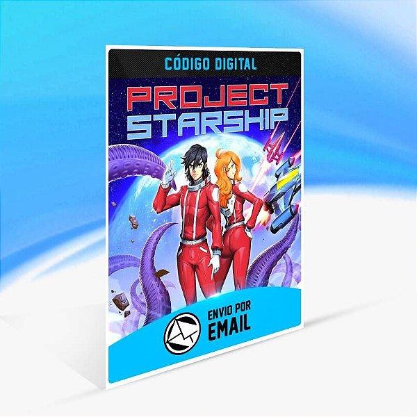 Project Starship - Xbox One Código 25 Dígitos
