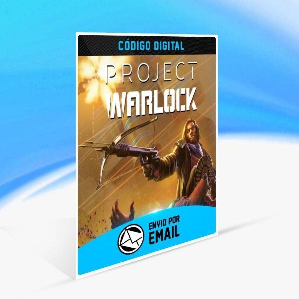Project Warlock - Xbox One Código 25 Dígitos