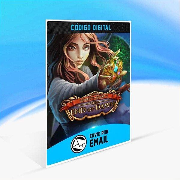 Queen's Quest 3: The End of Dawn (Xbox One Version) - Xbox One Código 25 Dígitos