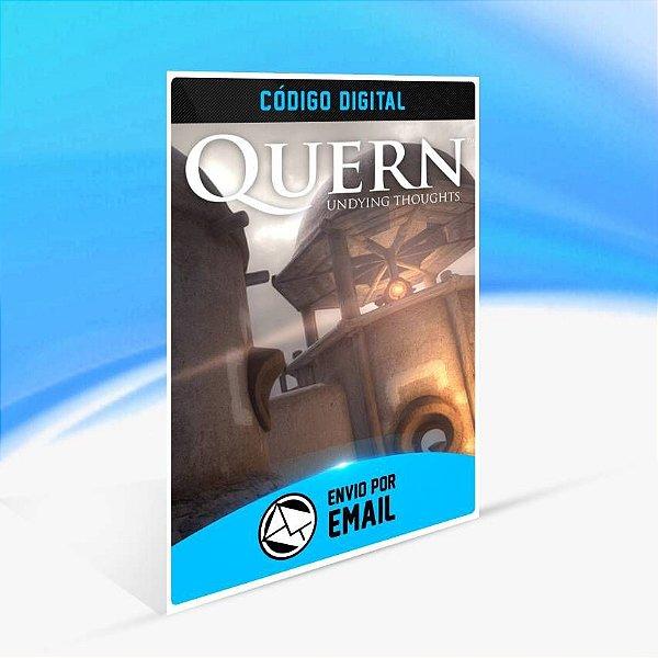 Quern – Pensamentos Eternos - Xbox One Código 25 Dígitos