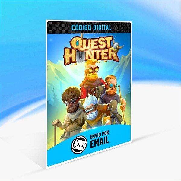 Quest Hunter - Xbox One Código 25 Dígitos